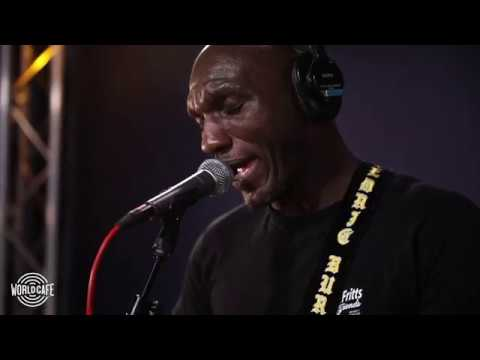 """Cedric Burnside - """"We Made It"""" (Recorded Live for World Cafe)"""