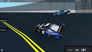 ROBLOX Nascar - Daytona International Speedway (Multiplayer)