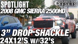 Spotlight - 2008 Gmc Sierra 2500, 3