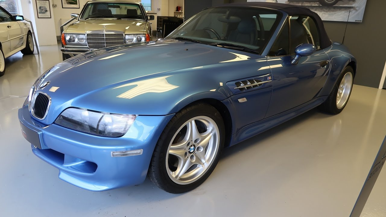 Sold 1998 Bmw Z3m Roadster For Sale In Louth Lincolnshire Youtube