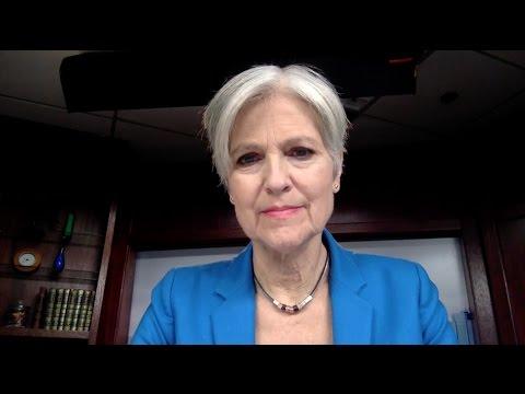 Jordan & Jill Stein On Media's Recount Hypocrisy