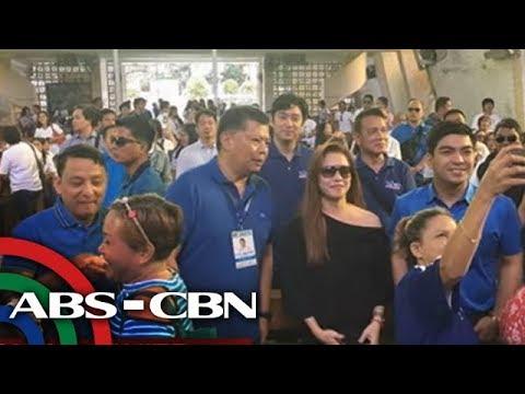 TV Patrol: Asawa ng pinaslang na vice mayor, ama ng inakusahan sa pagpatay, magtatapat sa halalan