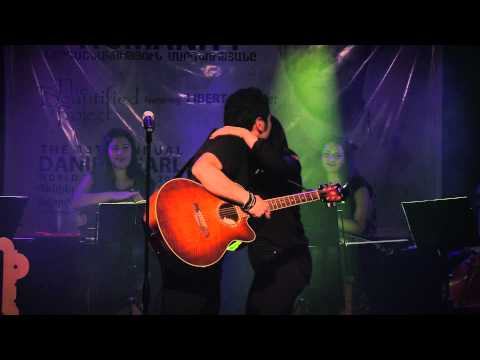 Rock concert in Yerevan dedicated to the memory of slain American journalist
