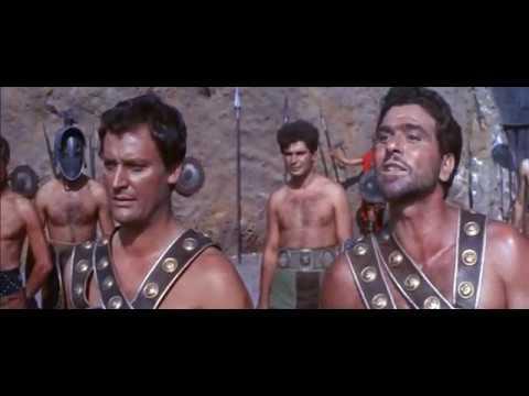 Спартанские гладиаторы.