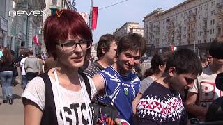 Аресты в день инаугурации Путина 7 мая 2012