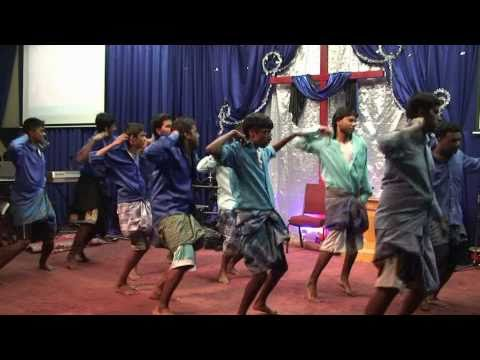 CFWC - Tamil Christian Youth Dance(Gaana Tamil Song)