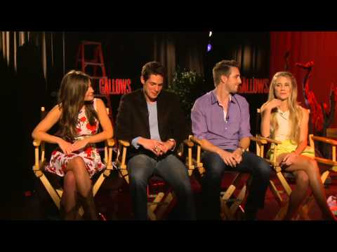 The Gallows: Reese Mishler, Pfeifer Brown, Ryan Shoos & Cassidy Gifford