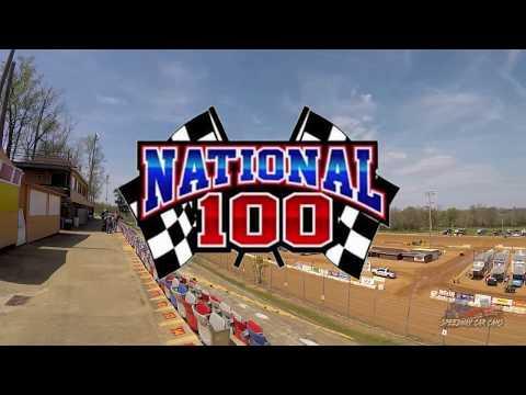 East Alabama Motor Speedway - National 100 Promo