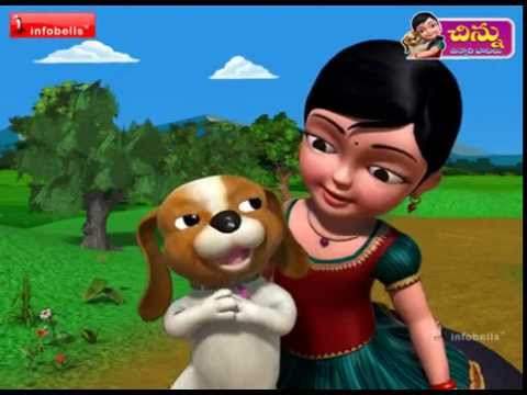 Enugu Vache Enugu - Chinnu Telugu Rhymes for kids