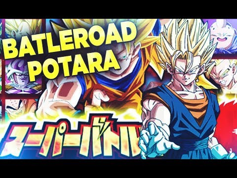DEMONSTRATION NEW BATTLEROAD CATEGORIE : TEAM POTARA | DOKKAN BATTLE FR