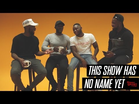 CheekySport Talk Show | This Show Has No Name Yet | Help Us Name It!