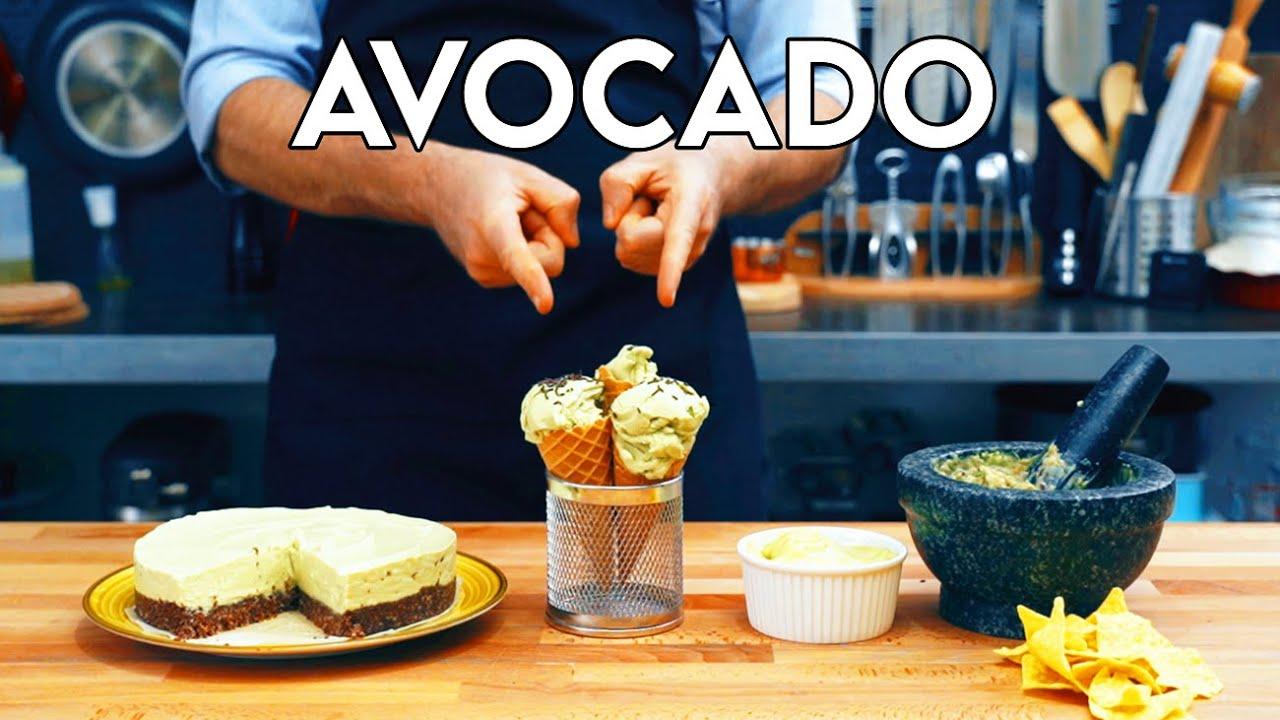 GUACAMOLE | MAIONEZA de POST cu AVOCADO | INGHETATA RAPIDA | CHEESECAKE de AVOCADO | Play pe Qoob