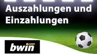 Sportwetten bei Bwin: Auszahlung und Einzahlung