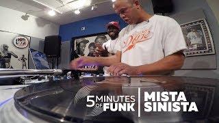 Mista Sinista | #5MinutesOfFunk011 | #TurnTableTuesday97