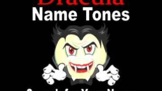 Patricia Calling by Dracula Halloween Ringtone