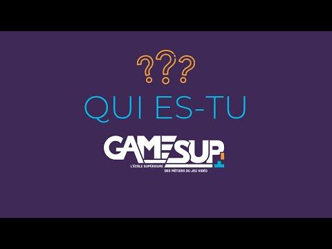 Qui es-tu Game Sup ?