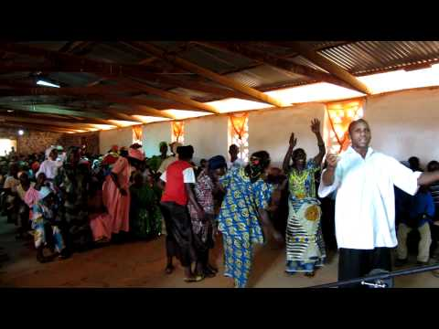 Offering Processional - Central African Republic