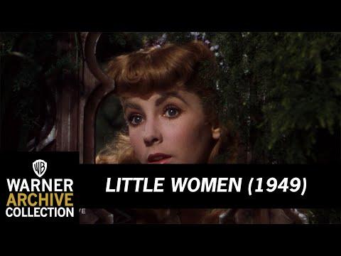Little Women (1949) – Hiding At The Ball