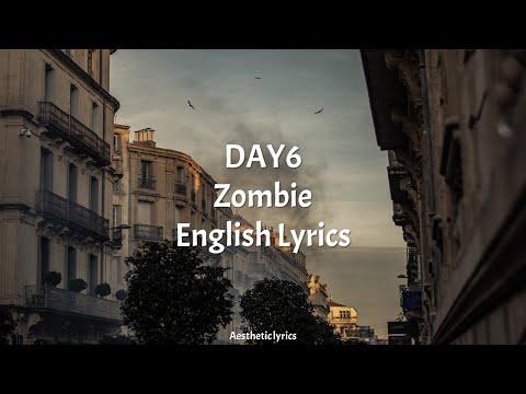 zombie-//-day6-english-lyrics