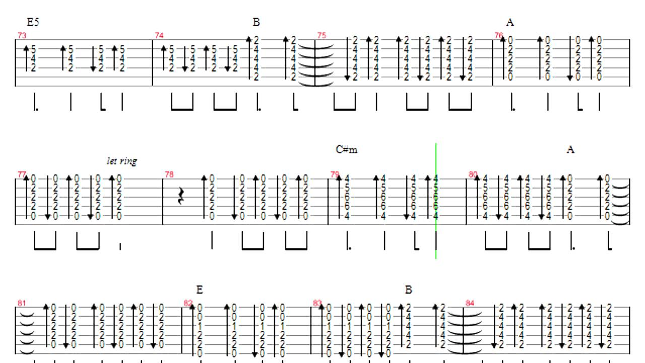 guitar tab my cadence matthew mosier ft megaphoric and ismbof youtube. Black Bedroom Furniture Sets. Home Design Ideas