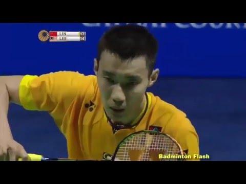 [Highlights]Lee Chong Wei Vs Lin Dan[Thaihot China Open 2015]