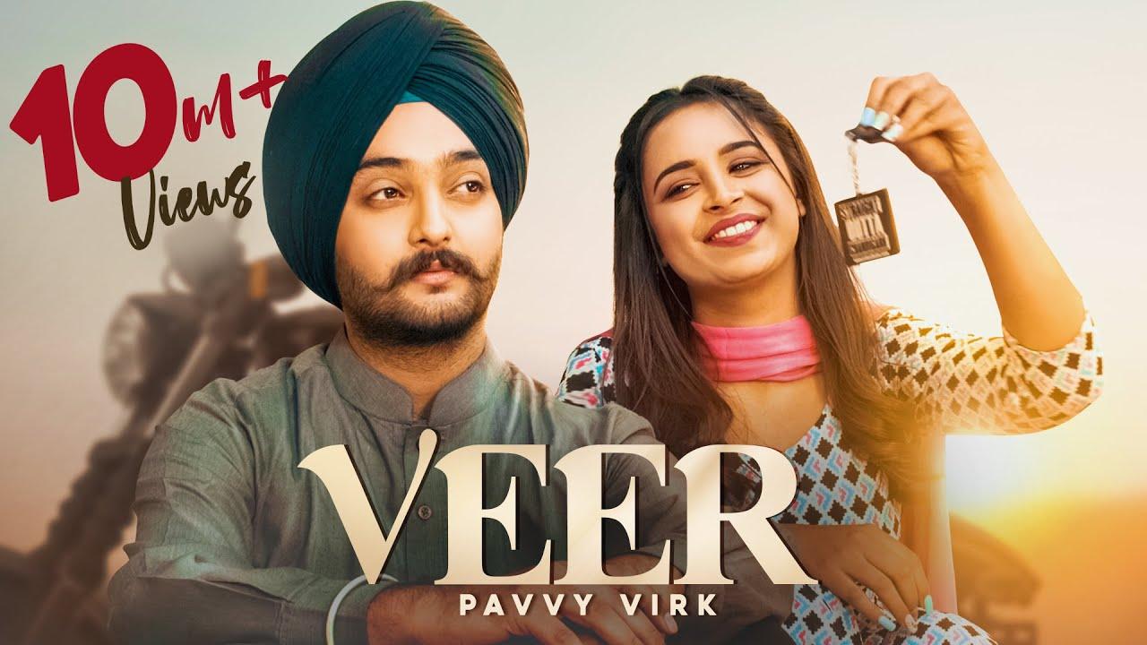Download Veer by Pavvy Virk (Official Video) Manpreet Kaur | Latest Punjabi Songs 2020 | New Punjabi Song