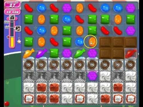 Candy Crush Saga level 404 Jelly Fish! thumbnail