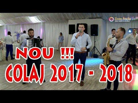 MUZICA DE PETRECERE LA NUNTA FOCSANI 2017-2018 COLAJ NOU FORMATIA IULIAN DE LA VRANCEA