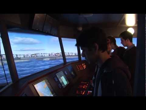 Plymouth University Ship Simulator and Maritime Navigation Facilities
