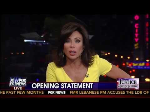 Judge Jeanine BLASTS Obama's Foreign Policy Failures