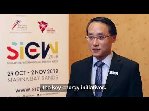 SIEW Live with: Ngiam Shih Chun, Chief Executive, Energy Market Authority, Singapore