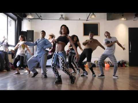 Dance Connection 2015 avec LIL'GBB - A'MOTION DANCE MONTREAL