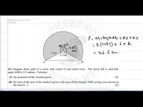 PAST PAPER QUESTION 3 MATHS A LEVEL P13 CIE SUMMER 2014 IN URDU / HIND
