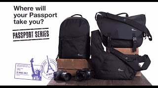 Lowepro Passport Sling III Black