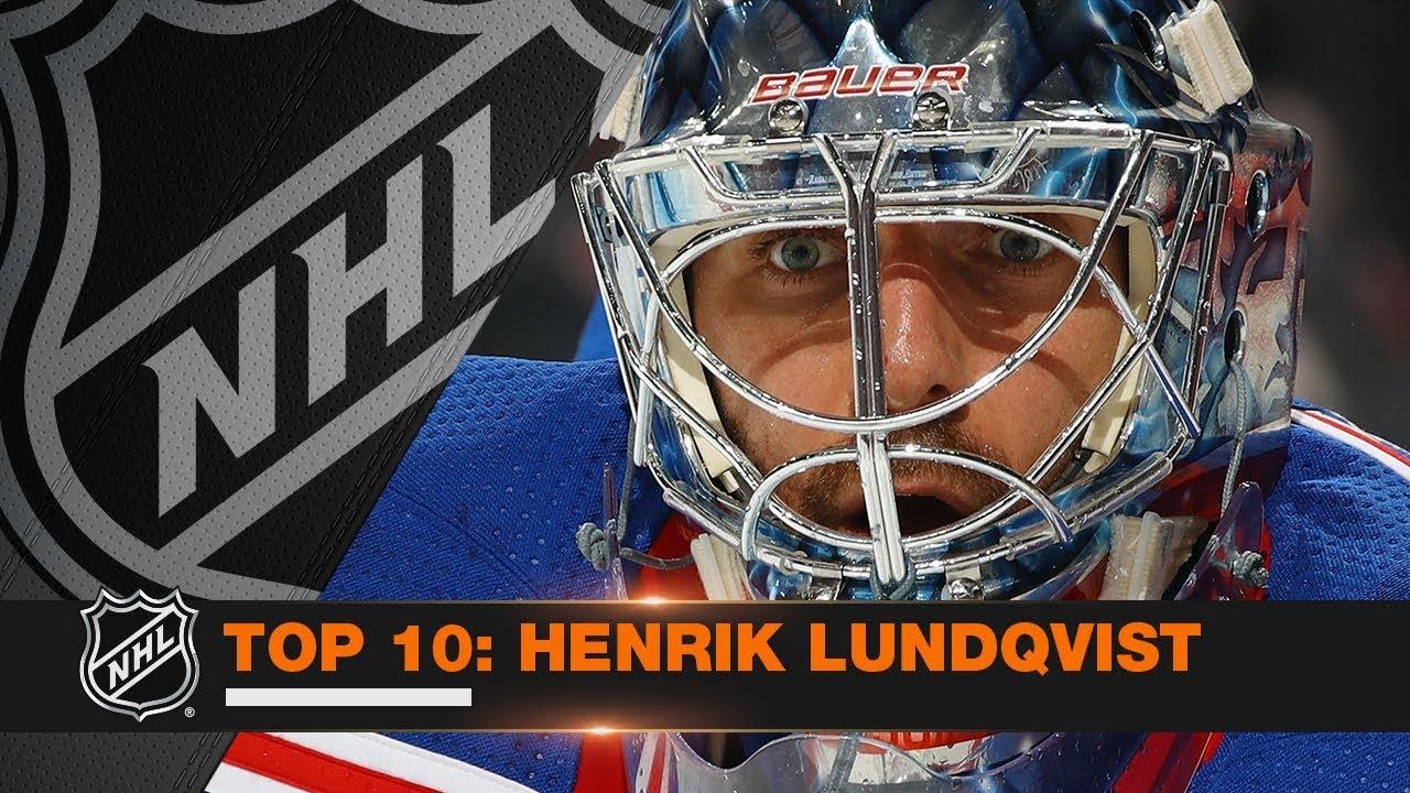 Valeurs Des Cartes De Hockey De Henrik Lundqvist