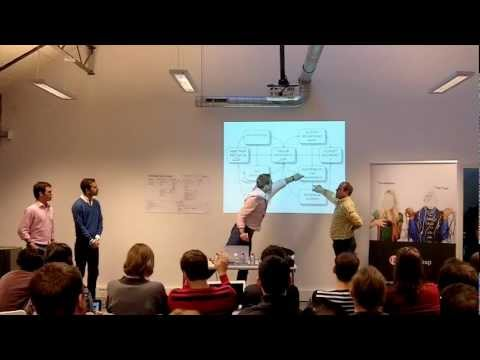 Business Model Generation Canvas Workshop.Bruno Wattenbergh at Betacowork