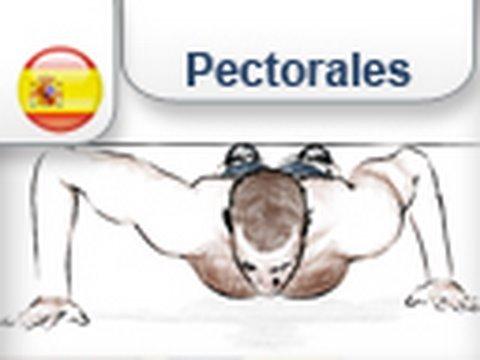 Rutina de ejercicios pectorales