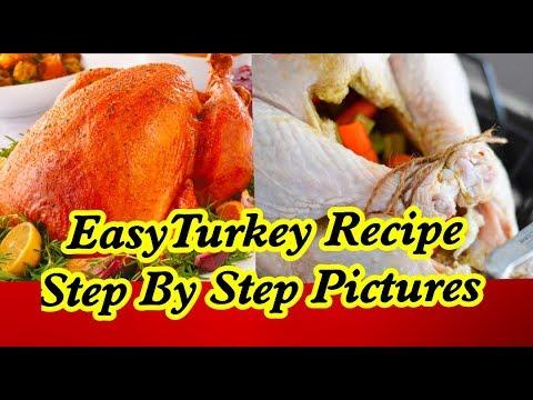 Thaksgiving turkey recipe, Easy, Juicy, Moist Turkey