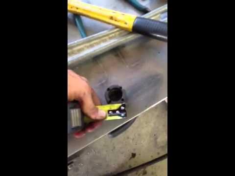 Hi jacker camper jack seal replacement part 1