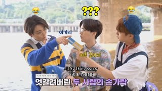 BTS (방탄소년단) clumsy moments
