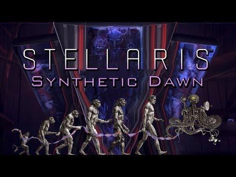 Stellaris Synthetic Dawn 02 - Bringt Licht in die Welt (Deutsch / Let