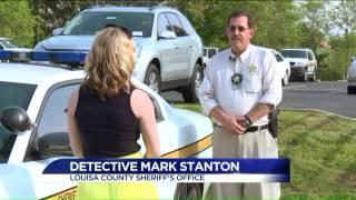 WATCH: Man dies in tragic sawdust accident in Louisa