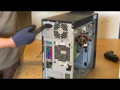 Blue Star Recyclers Safety Video: How to Safely Disassemble a Computer