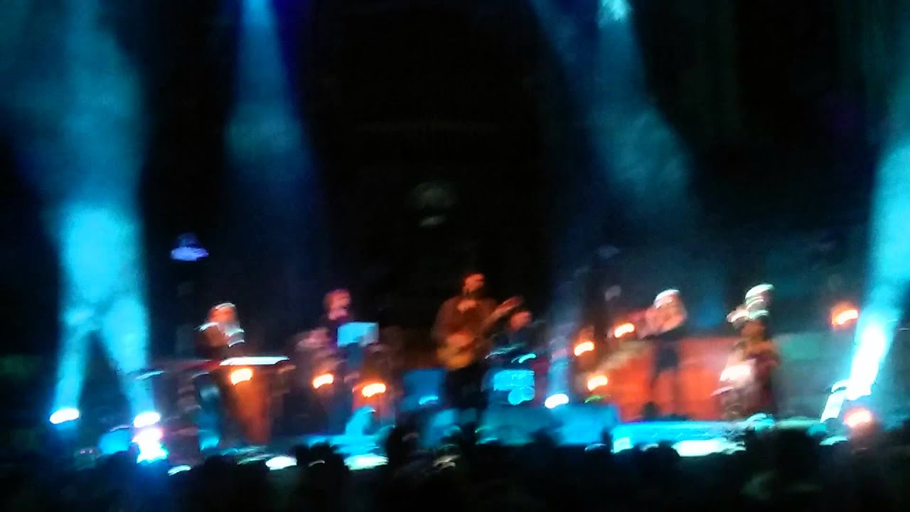 Hozier angel of death and the codene scene live youtube