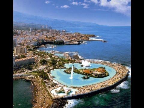 Ilha de Tenerife Segunda Parte do Programa Estilo Radical na Espanha