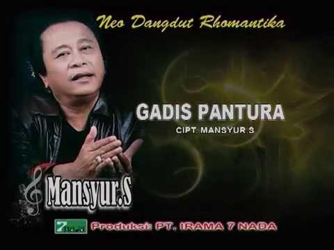 Mansyur S - GADIS PANTURA