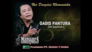 Gambar cover Mansyur S - GADIS PANTURA