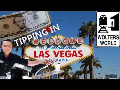 Visit Las Vegas - How to Tip in Las Vegas