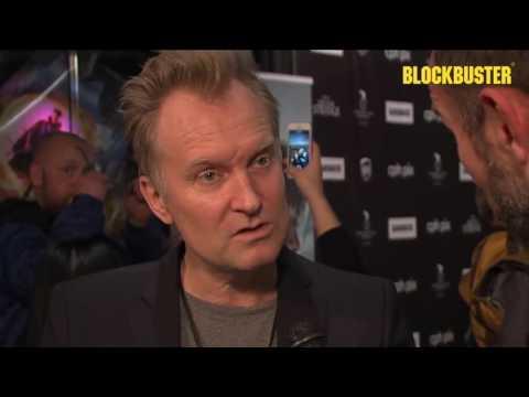 Ulrik Thomsen  verdenspremiere på Dr. Strange