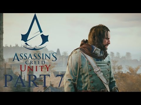 Assassin's Creed Unity - Part 7 - Confession - (Sequence 3) (PS4) (1080p)